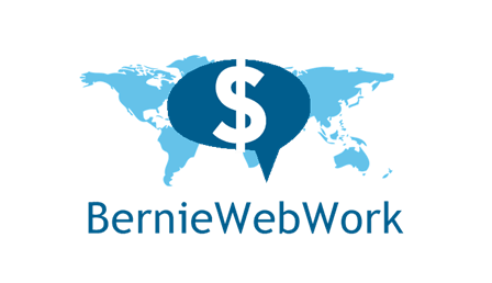 Bernie Web Work