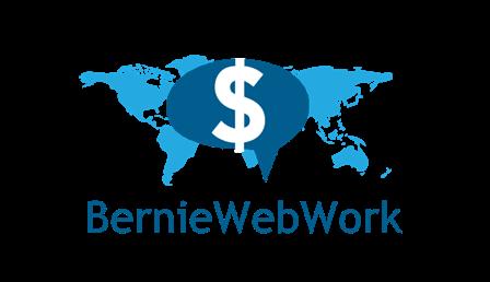 Bernie Web Work
