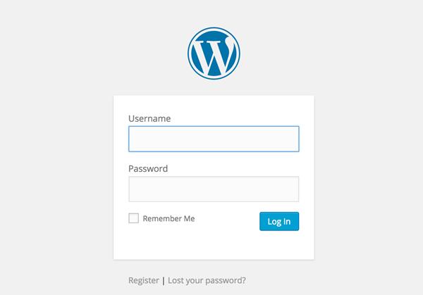 wordpress-admin-login-panel-woo